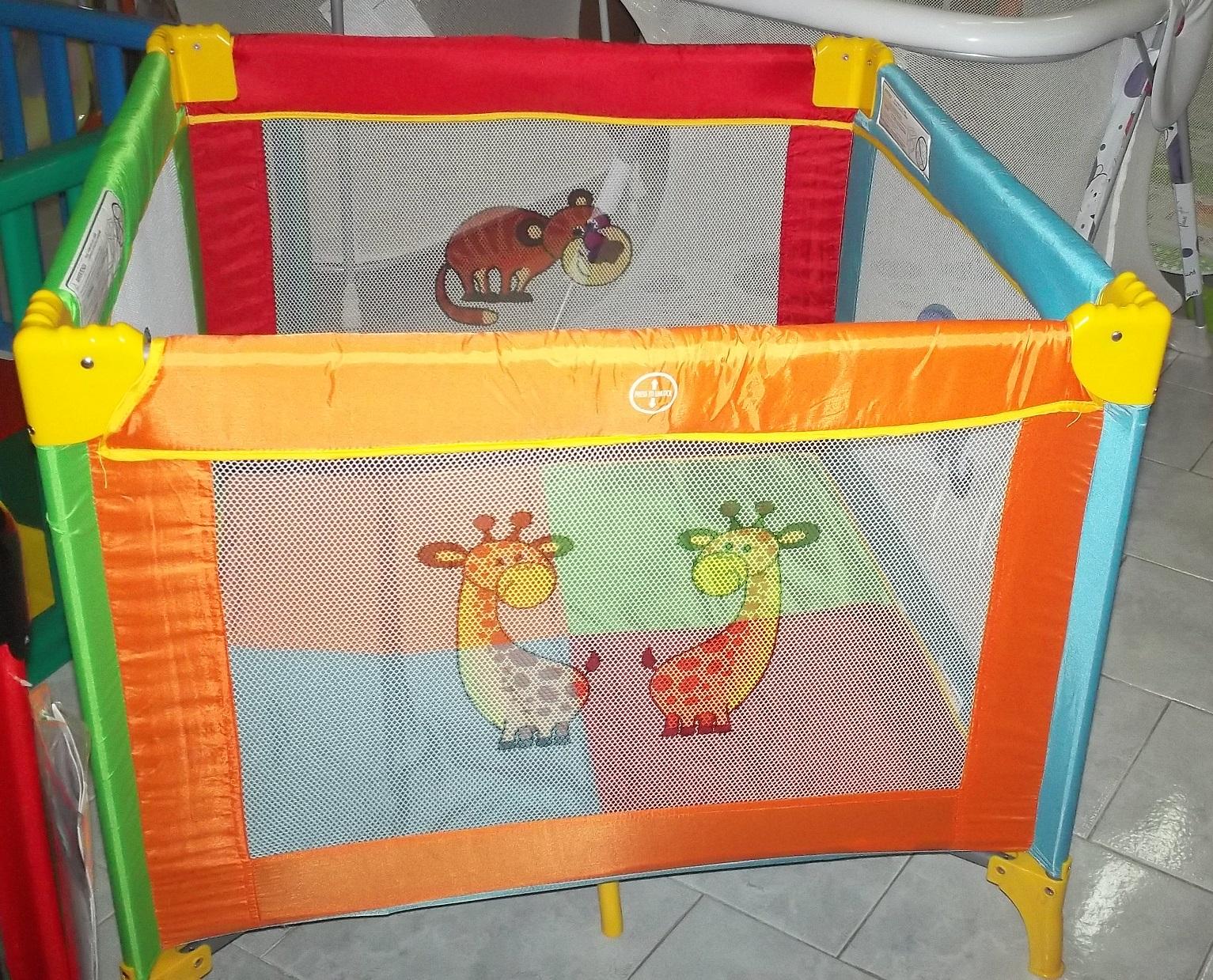 Box gemellari: la soluzione per una coppia di neonati