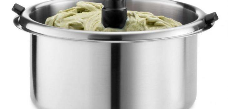 Le macchine per il gelato della linea Musso